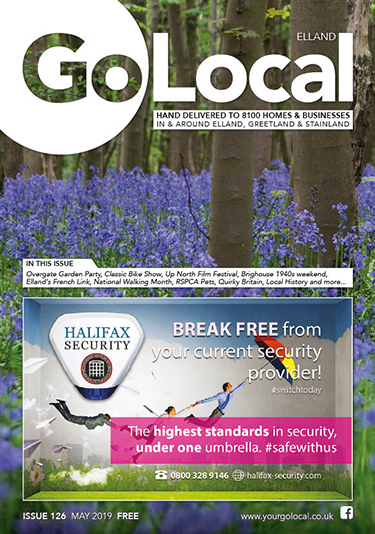 Elland Go Local front cover page May 19 Resized