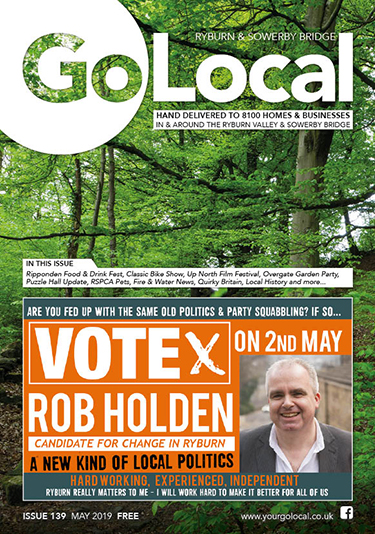 Ryburn Go Local front cover page May 19 Resized